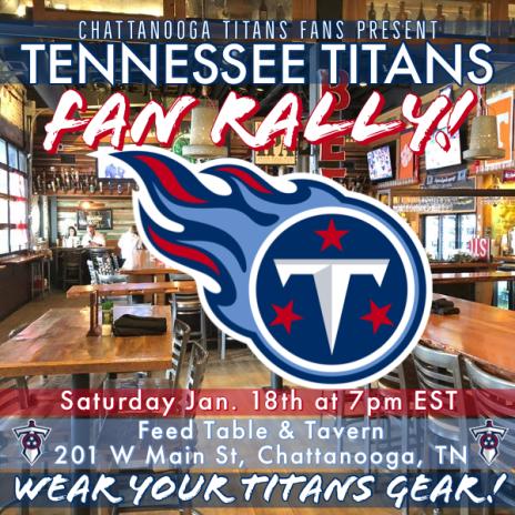 Fan Rally